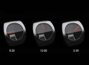 concept design - on-air-wrist-watch