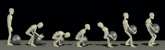 character development in 3D