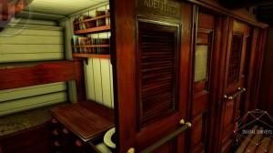 3D virtual tour experience - cabin