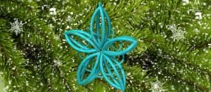 3D printed ornaments