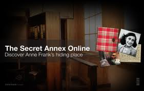 The Secret Annex Online - interactive virtual tour 2