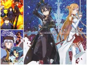 Virtual Reality and anime