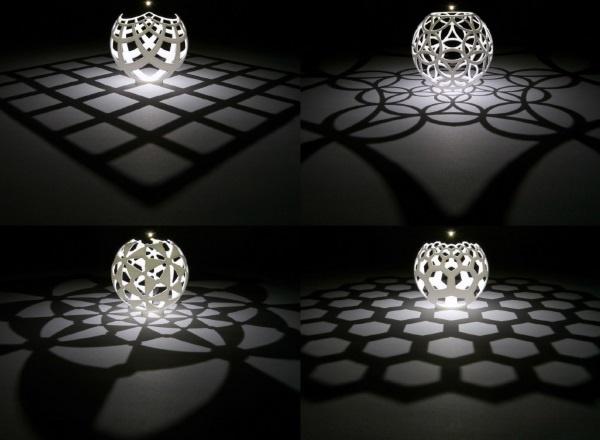 3D printing art