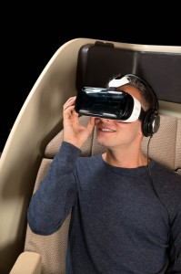 The Gear VR program