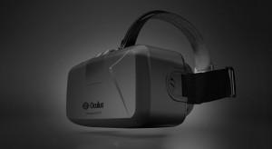 VR test drive - Oculus