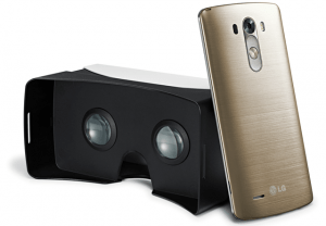The VR for G3