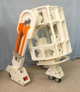 3D Printed R2-D2 Robot