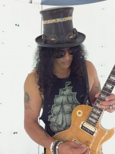 'Slash' from Guns N' Roses' - 3D Scanned and Printed for Fans