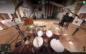 Beatles Fans Can Take A Virtual Tour of Abbey Road Studios Using Google