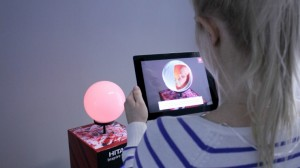 Interactive Augmented Reality Experience
