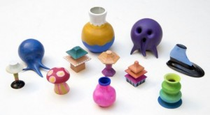 3D modeling and 3D printed objects