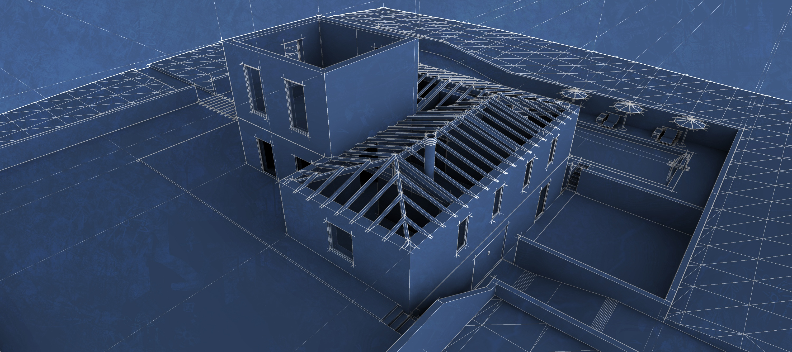 blueprint render