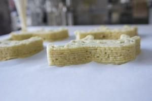 3D Food - printing cookies