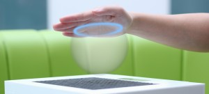 Haptic technology - 3D Shapes Created Out of Ultrasound