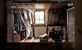The Secret Annex Online - interactive virtual tour 2