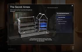 The Secret Annex Online - interactive virtual tour
