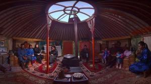 VR scenes in movies at Sundance