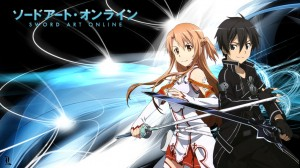 Virtual Reality in anime world