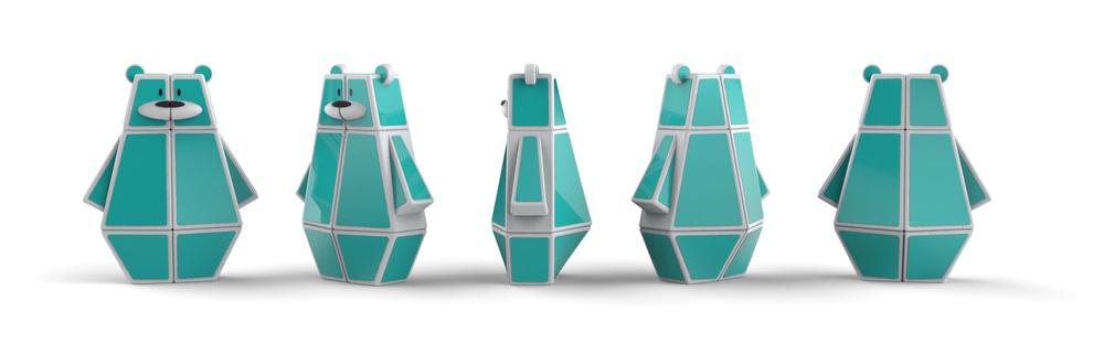 Amazing 3D Printed Toys – Meet Ozo the Bear