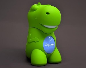 3D Printed Smart Toys