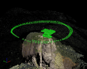 3D Scan of Christ the Redeemer