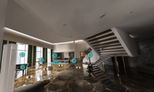 The Virtual Tour of Grey's Penthouse Shows All Shades of Grey