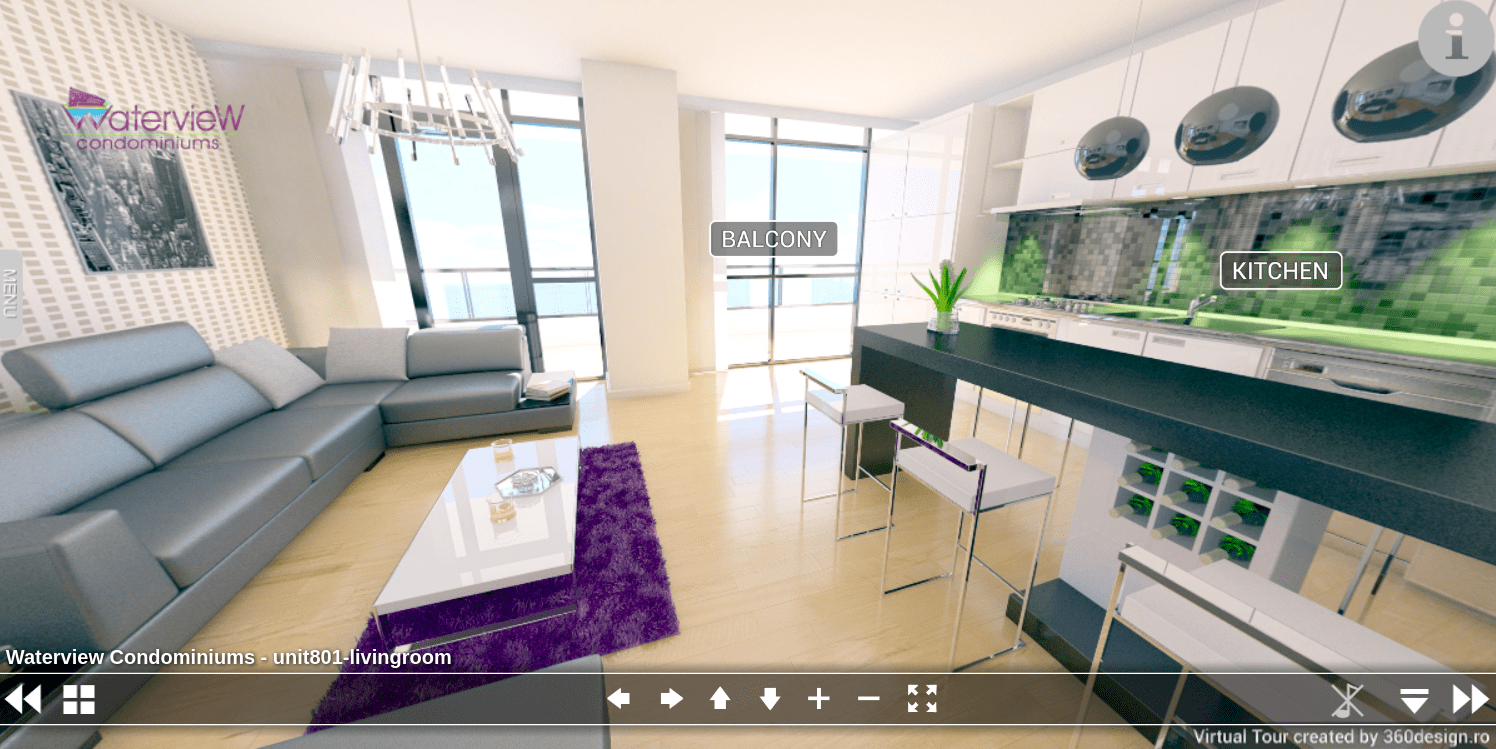 interactive virtual tours for real estate developers