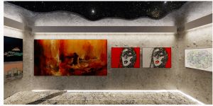 Virtual Art Gallery VIFAF